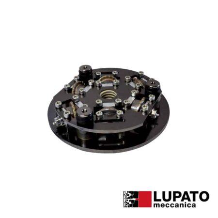 Plate for bush hammering granite - Hammer 6 - Lupato