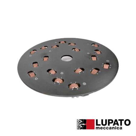 Plate for sandblasting granite - Dia-Abrax 15 - Lupato