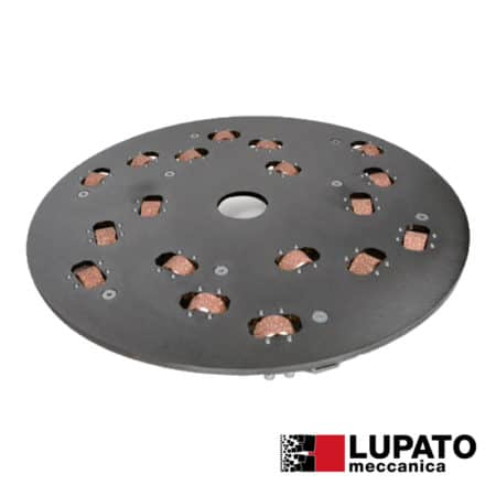 Plate for sandblasting marble – Abrax 18 – Lupato