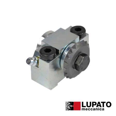 Roller for bush-hammering plate - Tanga L4/1W20 - Lupato