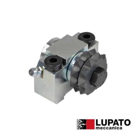 Roller for bush-hammering plate - Tanga L4/2W10 - Lupato