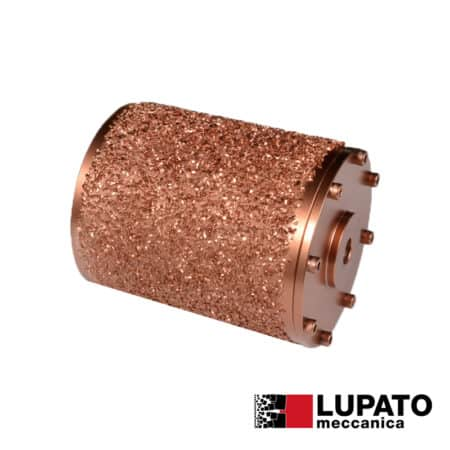 Roller W. 140 mm / #2000 for rolling antiskid - Rollex - Birba - Lupato