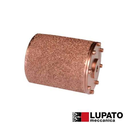 Roller W. 140 mm / #800 for rolling antiskid - Dia-Rollex - Birba - Lupato