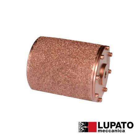 Roller W. 140 mm / #800 for rolling antiskid - Rollex - Birba - Lupato