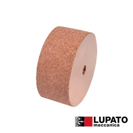 Roller W. 50 mm / #400 for rolling antiskid - Rollex - Birba - Lupato
