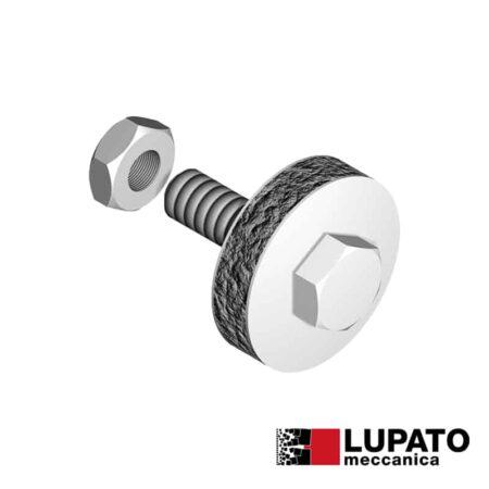 Sandblasting roller - Tanga L4 - Lupato