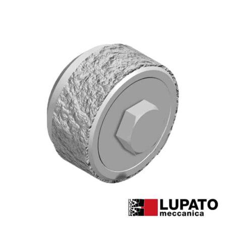 Sandblasting roller - VOR - Lupato