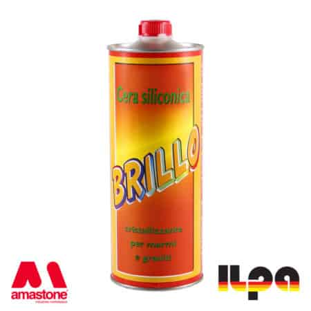 Liquid wax for marble and granite Brillo - Ilpa