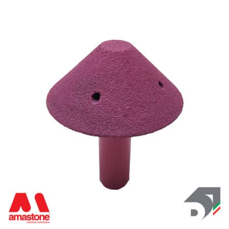 45° router bit for marble and gres – Nicolai