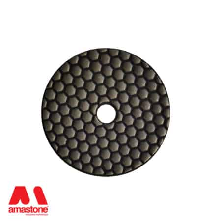 Dry polishing pads Ø100 mm – Amastone