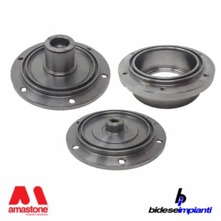 Flywheel hub tensioner - Bidese