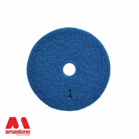 3-Step Hybrid Polishing Pads - Amastone