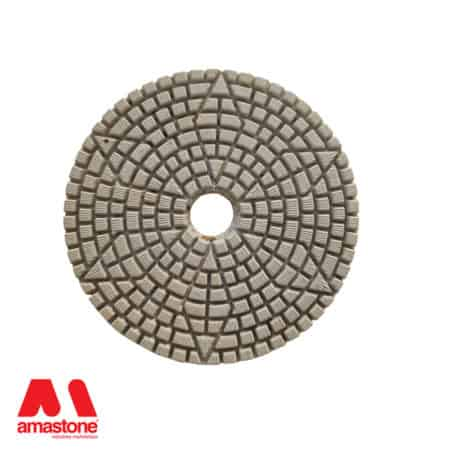 3-Step Hybrid Polishing Pads - Amastone