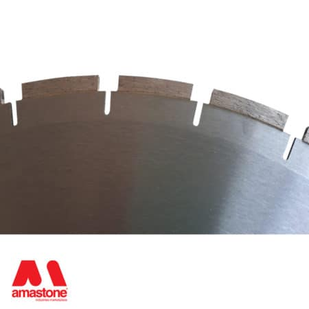 Granite disc for bridge saw - Amastone