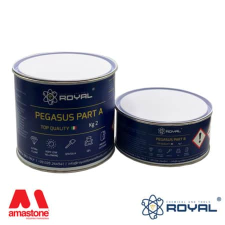 Pegasus A+B transp. - Royal