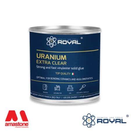Uranium Extra Clear Glue - Royal