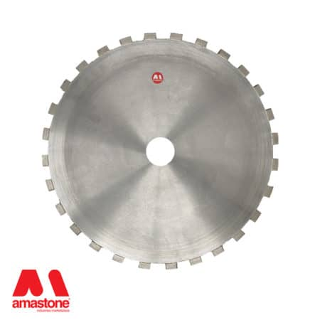Sector grinding wheel for drainer Marble and Granite - Amastone