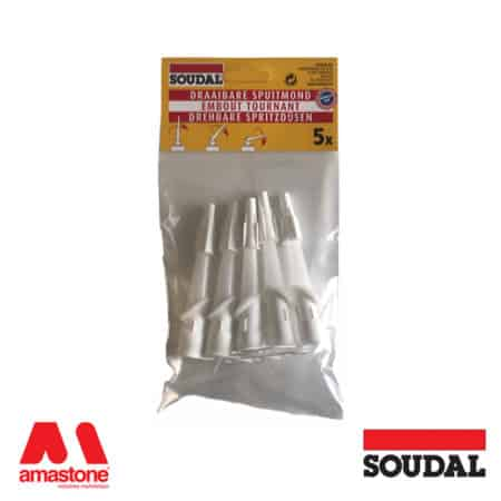 Adjustable nozzle for silicone - Soudal