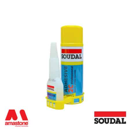 Instant effect glue for marble CianoFix - Soudal