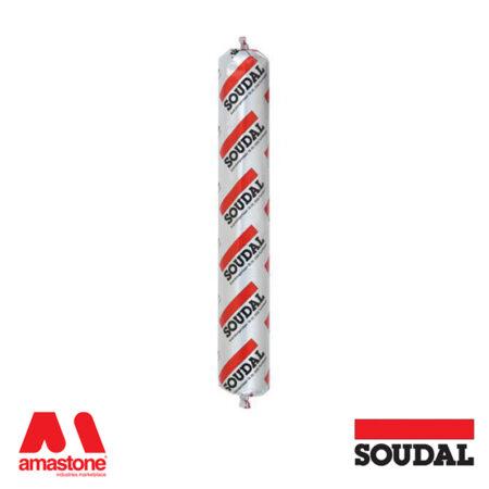Polyurethane Adhesive Sealant Soudaflex 40 Fc – Package 600 ml - Soudal