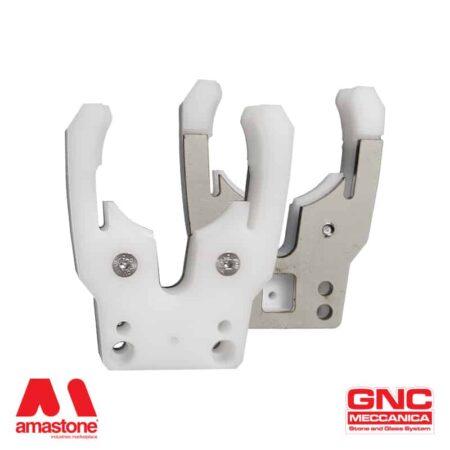 Tool holder fork HSK 63F HSD reinforced – GNC