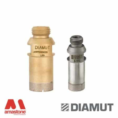 Core drill bit for Vertmax - Glass - Diamut