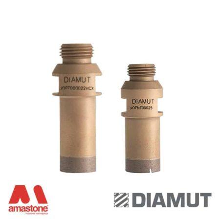 Core drill bit for CNC - Glass - Diamut