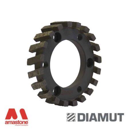 Stubbing wheel - Granite, Engineered stone – Diamut