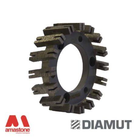 Stubbing wheel Viper – Granite, Engineered stone – Diamut