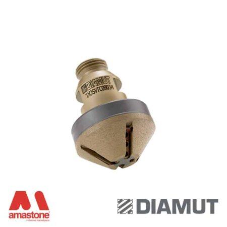 Complete cone countersink V90 for Vertmax - Glass - Diamut