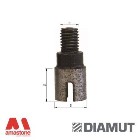 Incremental cutting finger bit tip for Marble, Granite, Engineered stone – Diamut