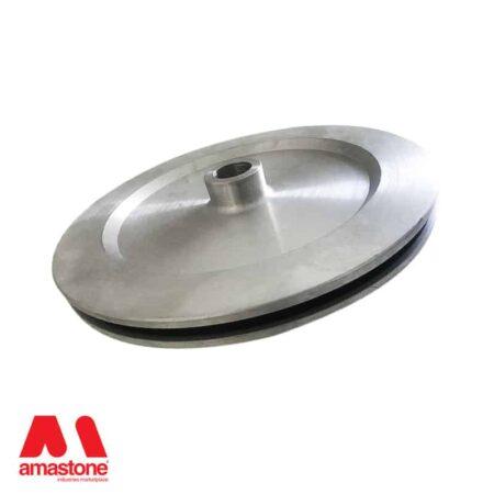 Candiani- Aluminium flywheel Ø600