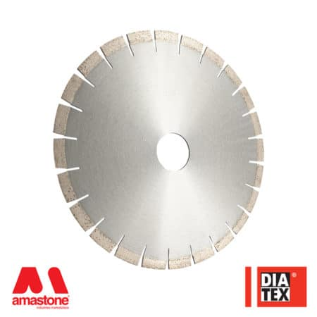 Quartz blade for bridge saw - Diatex