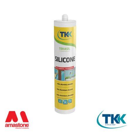 Transparent universal acetic silicone TKK - Tekasil