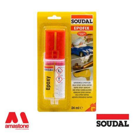 Two-component Epoxy adhesive - Epofix Soudal