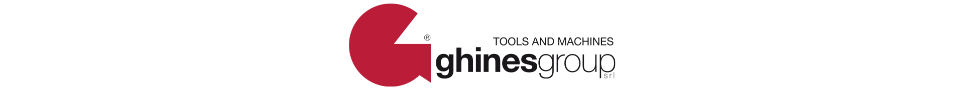 Ghines - Logo wide