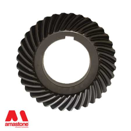 Wheel for angular transmission