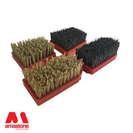 Abrasive Brushes Frankfurt and Fikert Shape