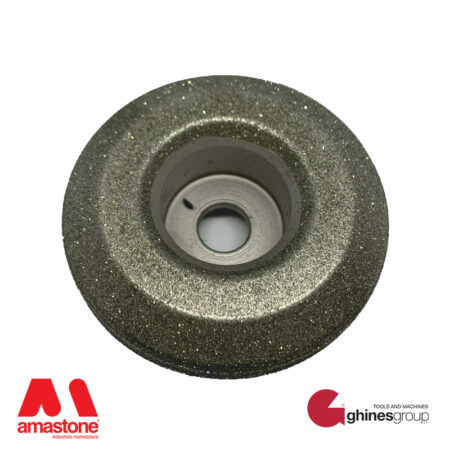 Bevelling wheels - Marble and Stone - Easybevel Ghines