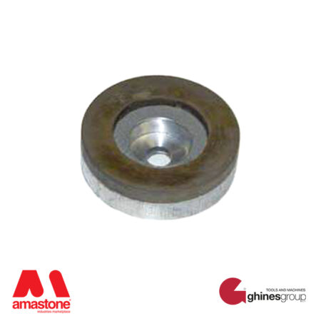 Bevelling wheels - Polishing for all materials - Easybevel Ghines