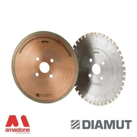 Glass cutting blade CNC Intermac - Diamut