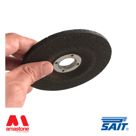Grinding wheels metalworking 6mm Planet-DS A30Q - Sait