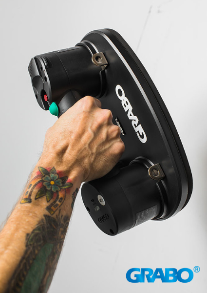 Hand Electric Lifter Grabo