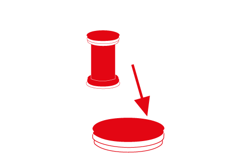 Spare suction-cup parts