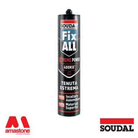 Adhesive sealant Fix All X-treme Power Express - Soudal