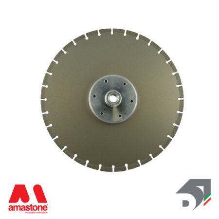 Electroplated sector blade for marble - Not Reinforced - Diamar